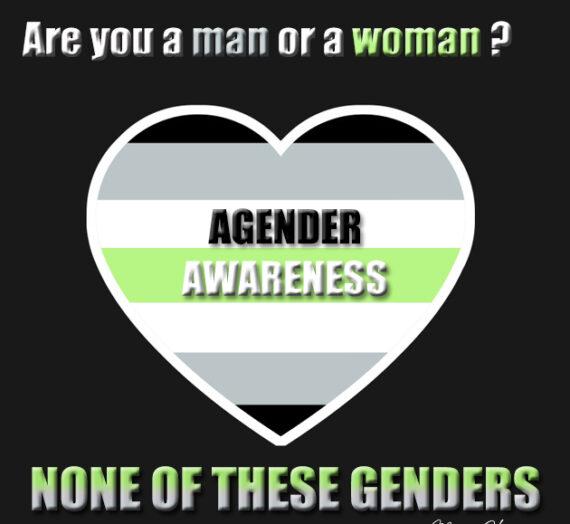 De onzekere Aseksuele weg